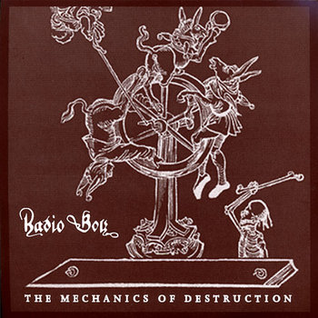 The Mechanics Of Destruction cover art