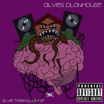Alvie's Playhouse cover art