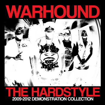 THE HARDSTYLE cover art