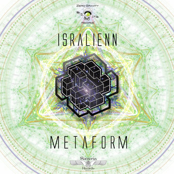 ** ISRALIENN **  Metaform - EP cover art