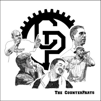 The CounterParts LP cover art