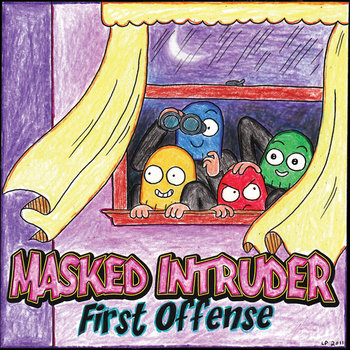 First Offense cover art