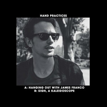 Hanging Out With James Franco cover art