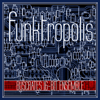 FunkTropolis cover art