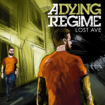 Lost Ave cover art