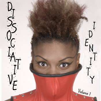 Dissociative Identity volume 1 cover art