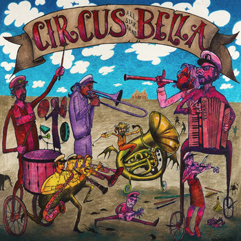 Circus Bella All Star Band cover art