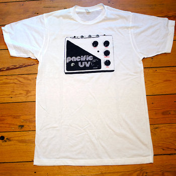 pacificUV T-Shirt (Memory Man) cover art