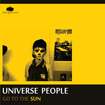 """Go to the Sun"" - LP cover art"