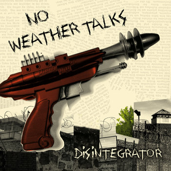 Disintegrator cover art