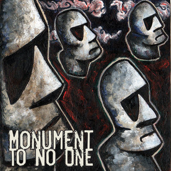 Monument To No One cover art