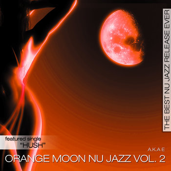 Orange Moon Vol. 2 cover art