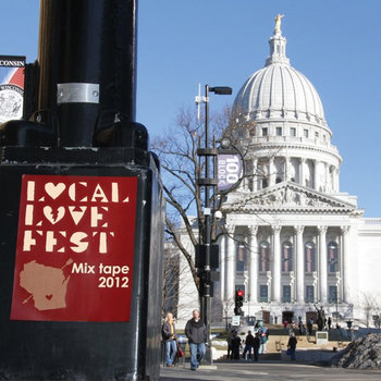 Local Love Fest 2012 cover art