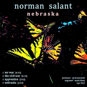 Nebraska cover art
