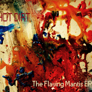 The Flaying Mantis EP cover art