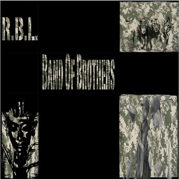 Band of Brothers ep cover art