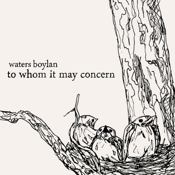 To Whom It May Concern cover art