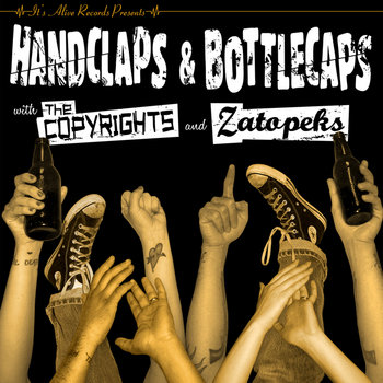 Handclaps And Bottlecaps cover art