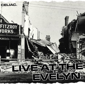Live At The Evelyn cover art