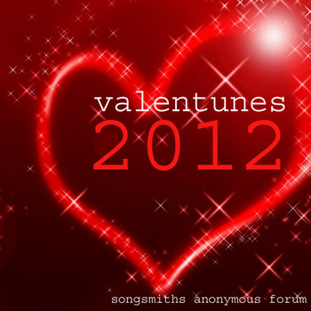 Valentunes 2012 cover art