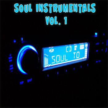 Soul Instrumentals Vol. 1 cover art