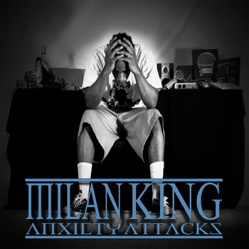 Anxiety Attacks (Disc One) cover art