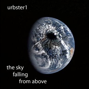 the sky falling from above cover art