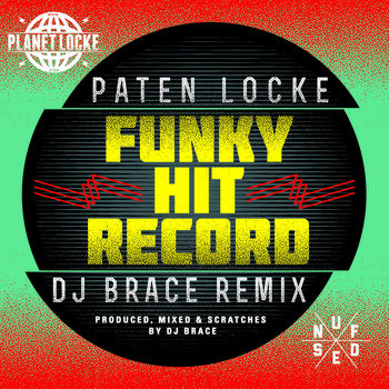 Funky Hit Record (DJ Brace Remix) cover art