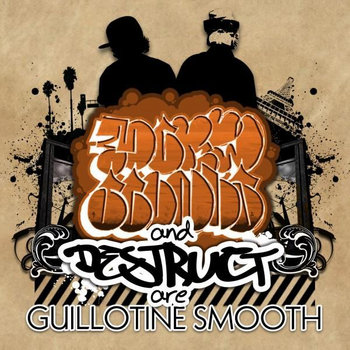 Guillotine Smooth cover art