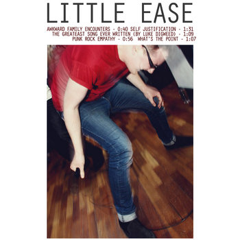 Little Ease Tape cover art