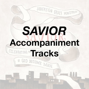 Savior - Accompaniment Tracks cover art