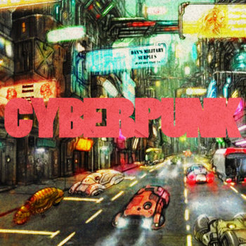 Cyberpunk cover art