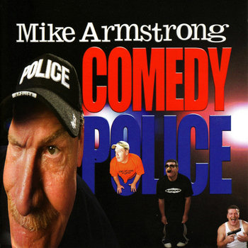 Comedy Police cover art