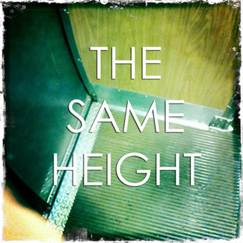 The Same Height EP cover art