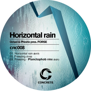 Horizontal Rain cover art
