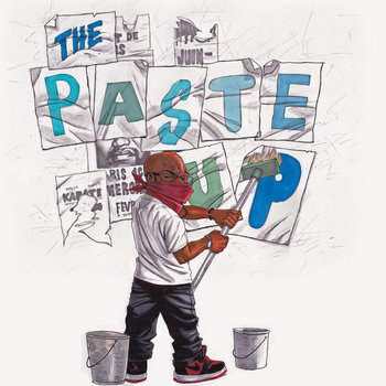 The Paste Up - EP cover art