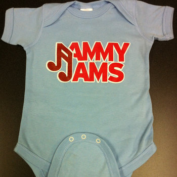 Jammy Jams Onesie - Blue / Short Sleeve cover art