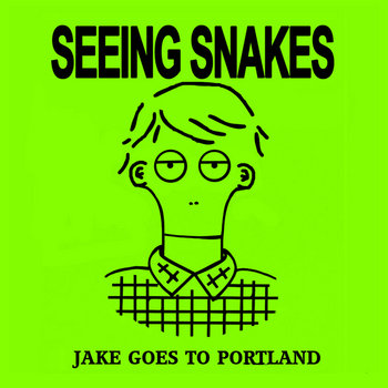 Jake Goes to Portland cover art