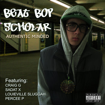 Authentic Minded cover art