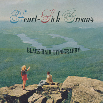 Black Hair Typography cover art