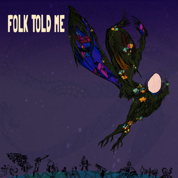 FolK tOLd Me EP cover art