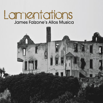 Allos Musica Trio: Lamentations cover art