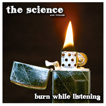 Burn While Listening cover art