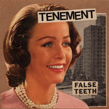 False Teeth EP cover art