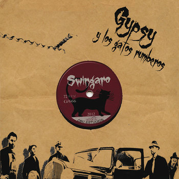 Swingaro cover art