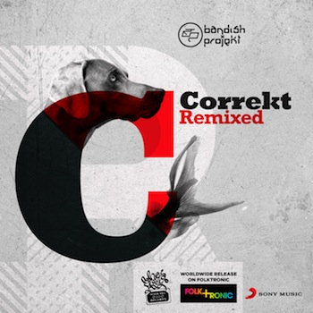Correkt Remixed cover art