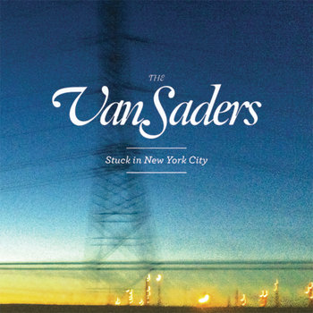 Stuck in New York City cover art