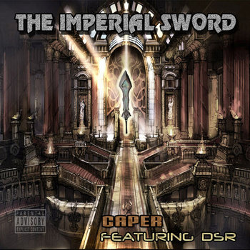 The Imperial Sword EP cover art