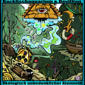 kologisch unbedenklicher Atommll EP cover art