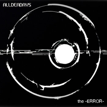 The -ERROR- cover art
